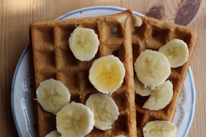Crunchy Gluten-Free Waffles